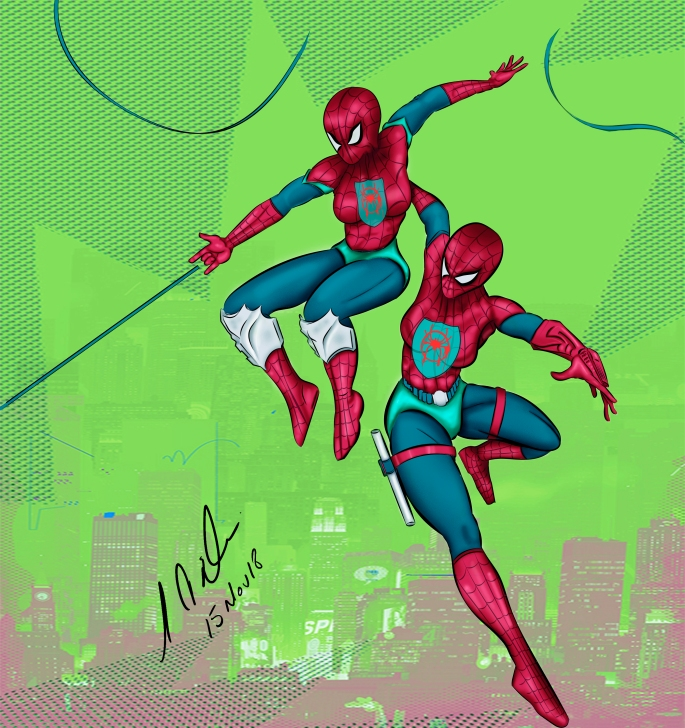 SpidermanContest1