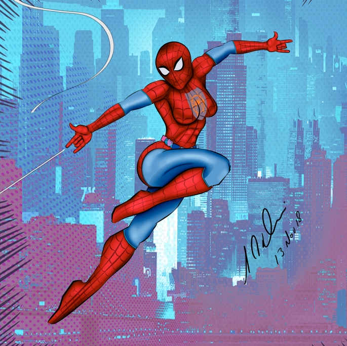 SpidermanContest2